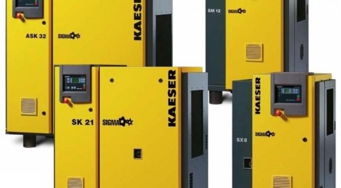 compressori industriali