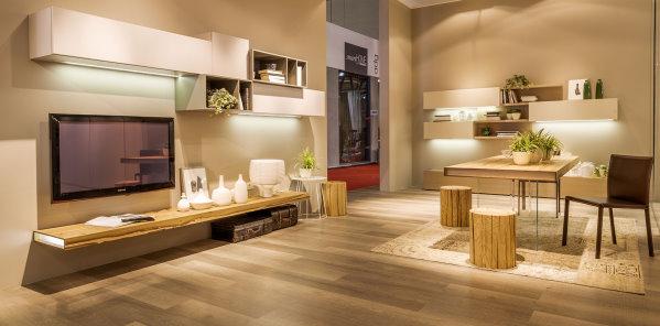 Abcccf2b2b arredamento soggiorno moderno legno napol educare responsabile web - Arredamento parete soggiorno ...