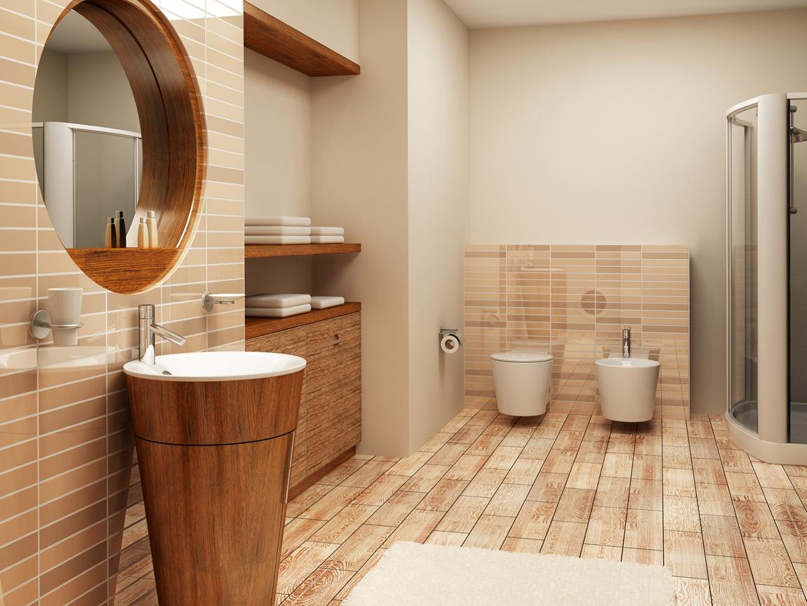 Come arredare un bagno moderno - Educare Responsabile WEB